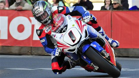 Isle of Man TT ITV4